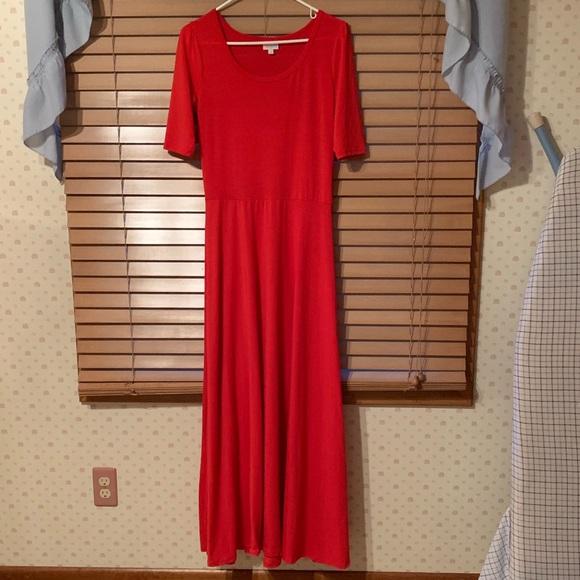 LuLaRoe Dresses & Skirts - LuLaRoe Ana Maxi Dress